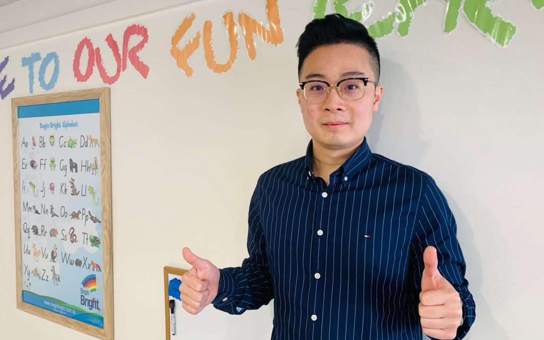 Welcoming our new licensee – Bryant Tan