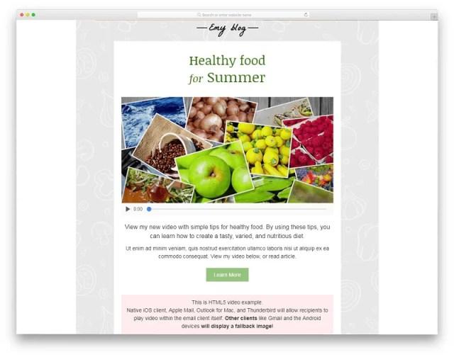 Newsletter For Blogs