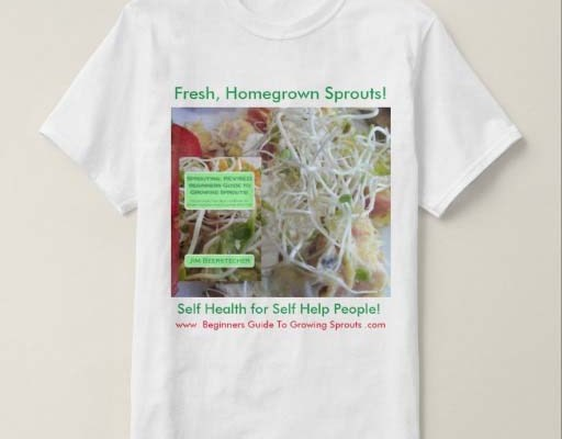 Sprout Your Support for the Sprouting Lifestyle!