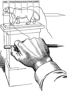 Measuring Objects For Your Drawing Beginners School
