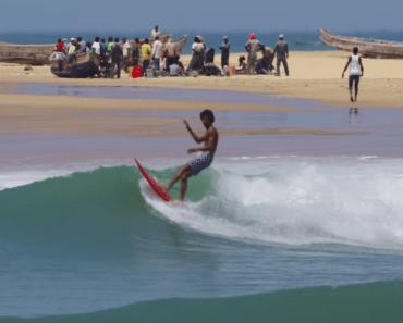 nu rythmo surf film