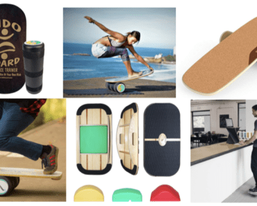 surfing balance boards