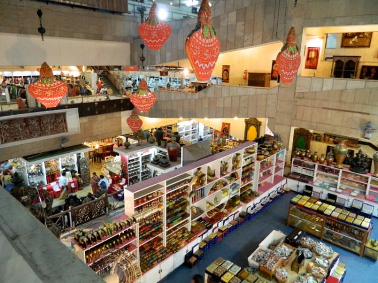 Central Cottage Industries Emporium, New Delhi