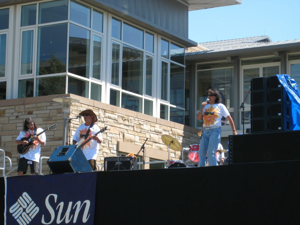 talent show at Sun's Broomfield campus