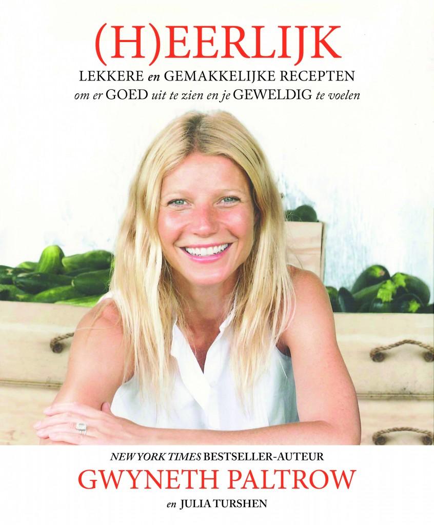 Heerlijk Gwyneth Paltrow cover