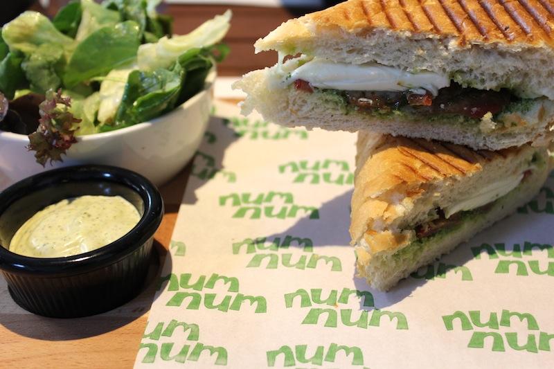 Lunch numnum Istanbul