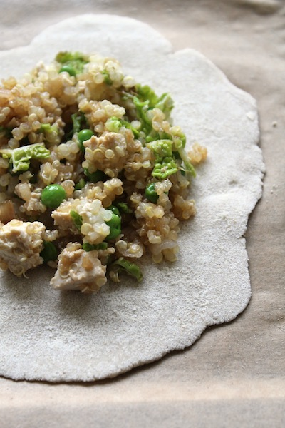 Vullen dumpling