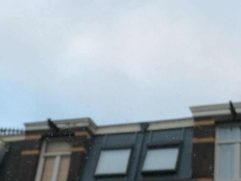 Lucht in amsterdam