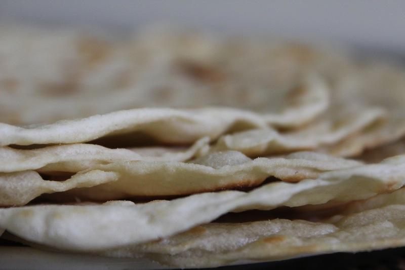 Tortilla-maken