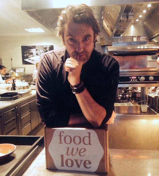 Hans van Wolde + FoodWeLove