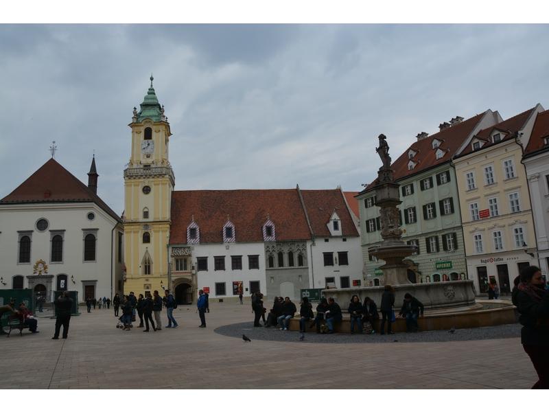 Hold town Hall: il vecchio Municipio