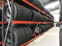 Tire Racks, Heavy Duty Tire Racking