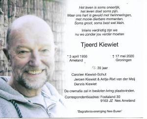 Tjeerd Kiewiet
