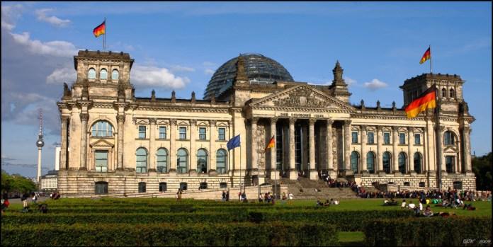 Resultado de imagen para El Reichstag