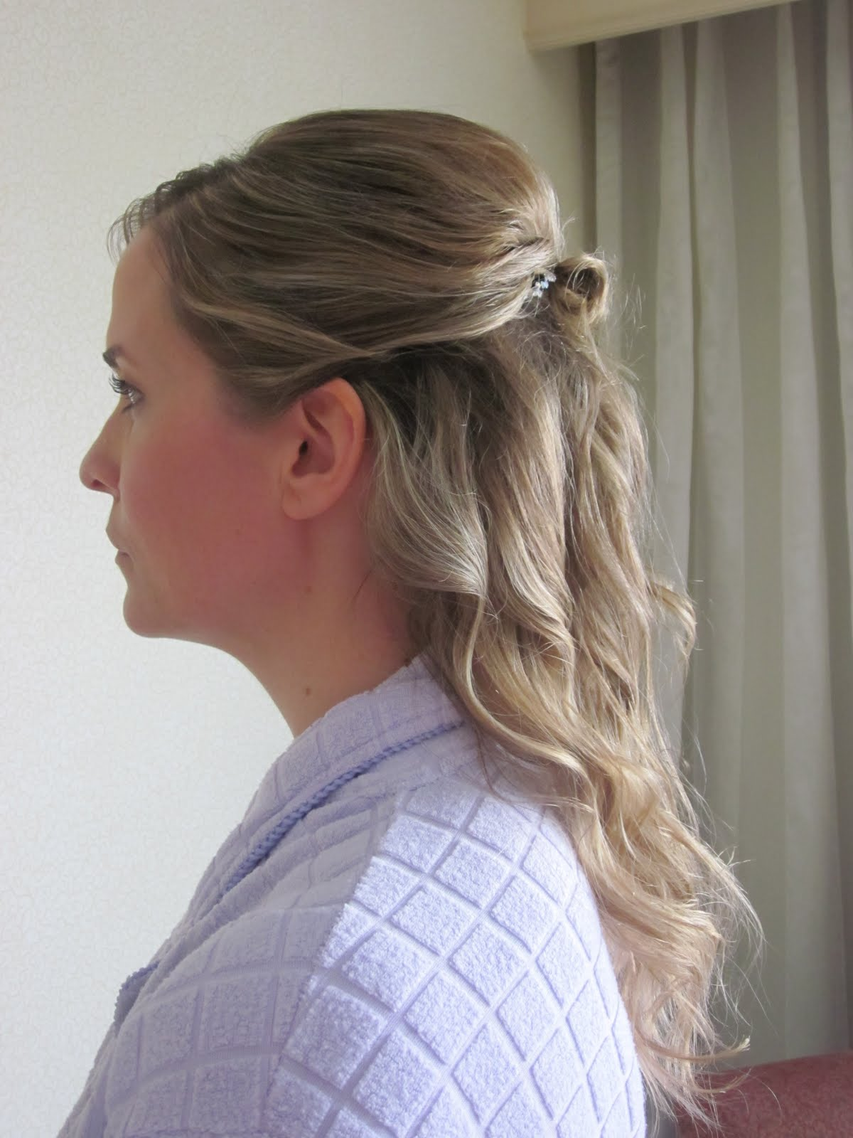 of Wedding Hairstyles Half Up With Veil