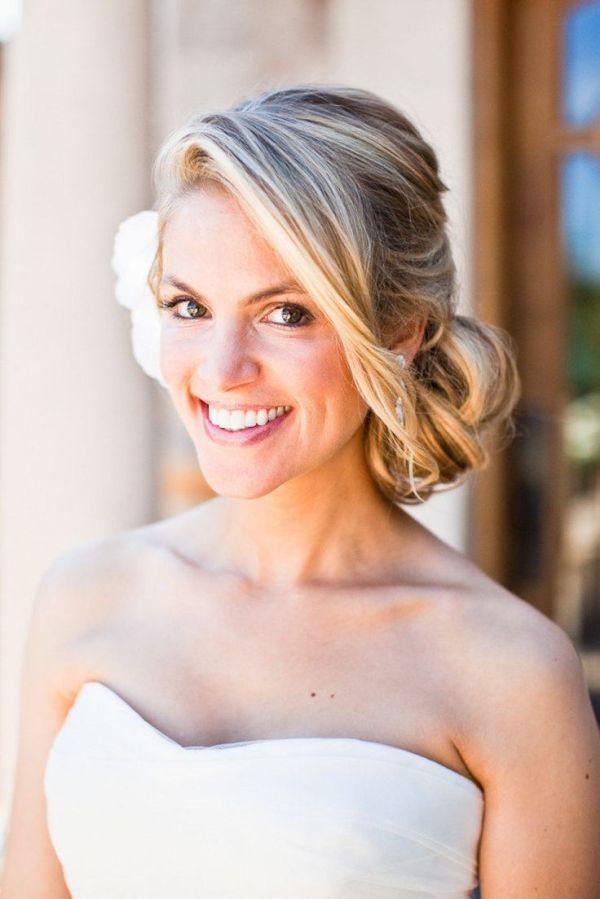 30 Messy Side Bun Bridal Hairstyles Hairstyles Ideas Walk The Falls