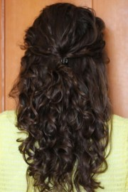 3c curly hairstyles school