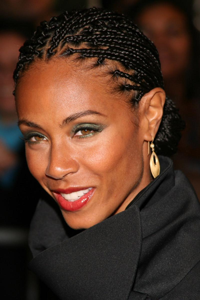 Pictures of Black Braided Hairstyles for Short Hair