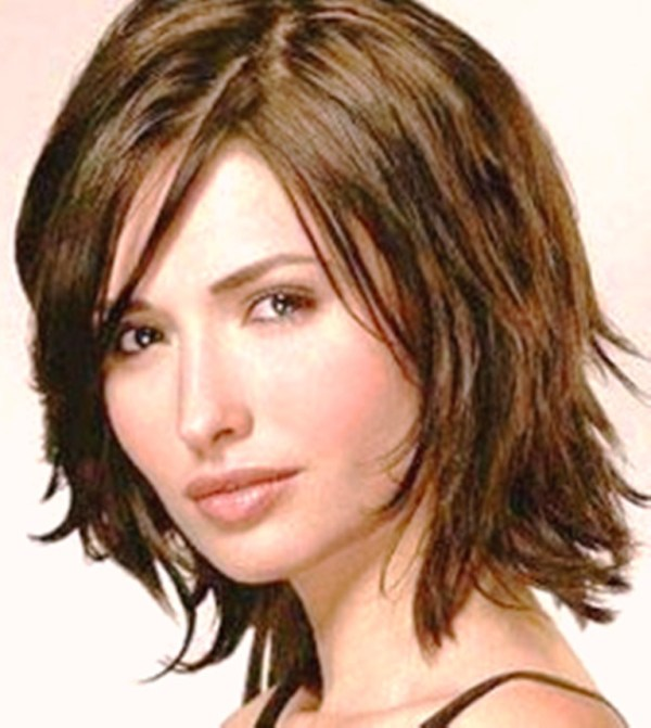 30 Long Bob Hairstyles For Thick Hair And Round Face Hairstyles