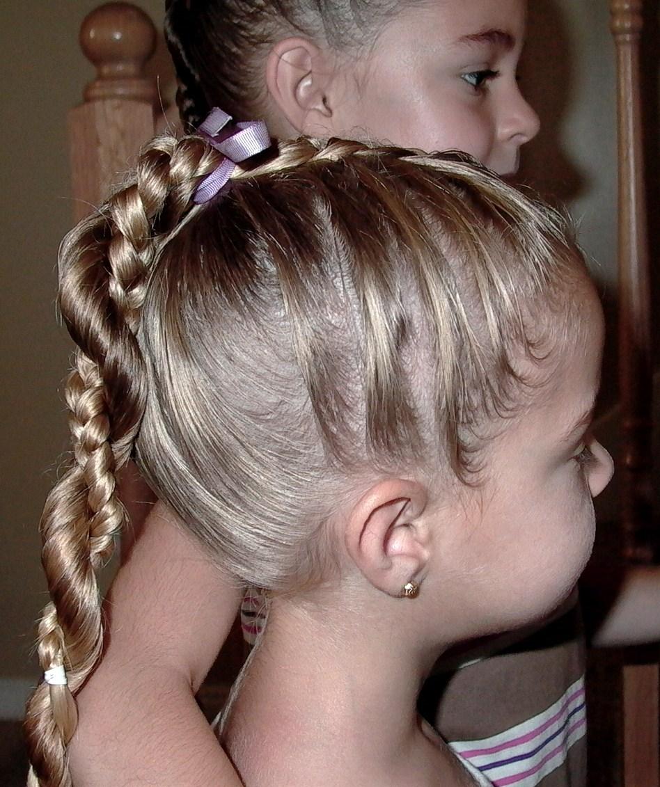 Braided Hair Style For Black Kids Girls Hair Style Kids