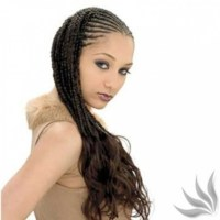 Braided Hairstyles Natural Black Hair | Behairstyles.com