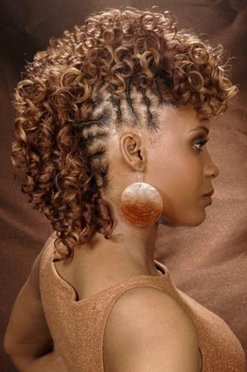 Braided Mohawk Hairstyles For Short Hair Find Your Perfect Hair