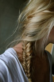 cute braided hairstyles