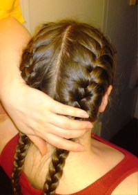 Pictures of French Braid Pigtails