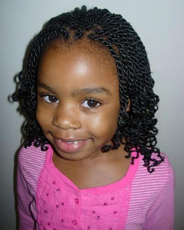 little black girls hairstyle hairstyles ideas - little black