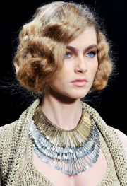 long hair 1920s hairstyles