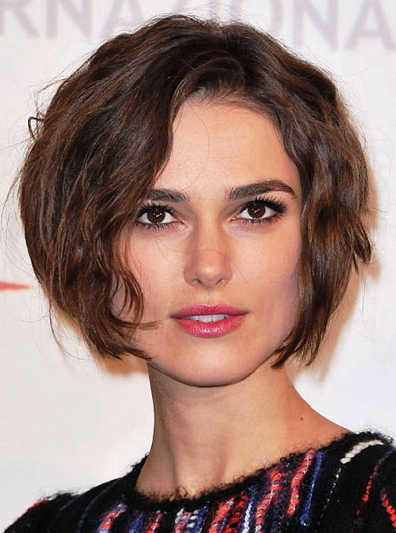 best haircut square face curly hair gallery - zalaces