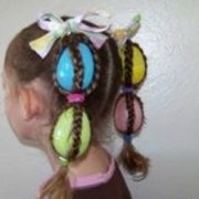 holiday hairstyles easter hairstyle