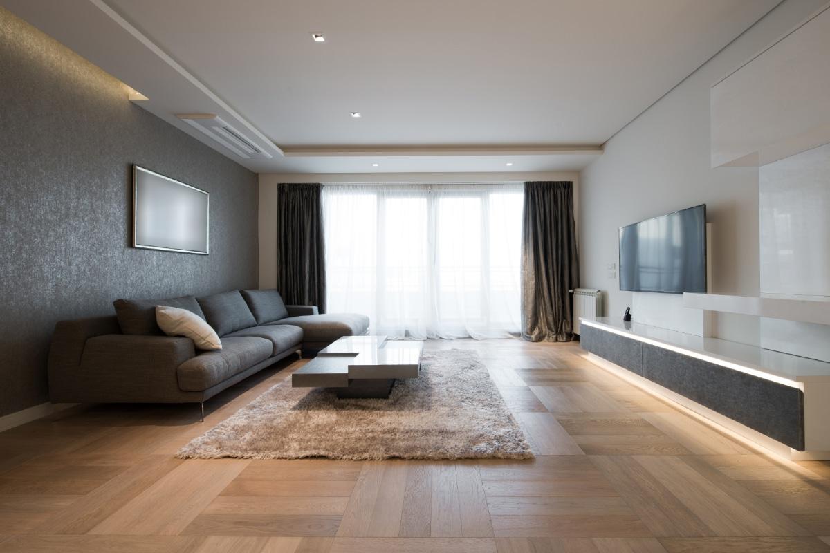 Behang woonkamer kiezen Prijzen Advies