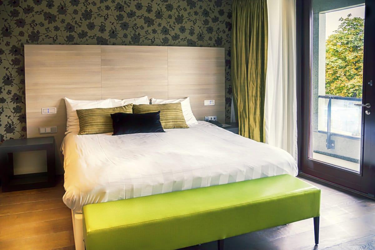 Slaapkamer Warme Kleuren