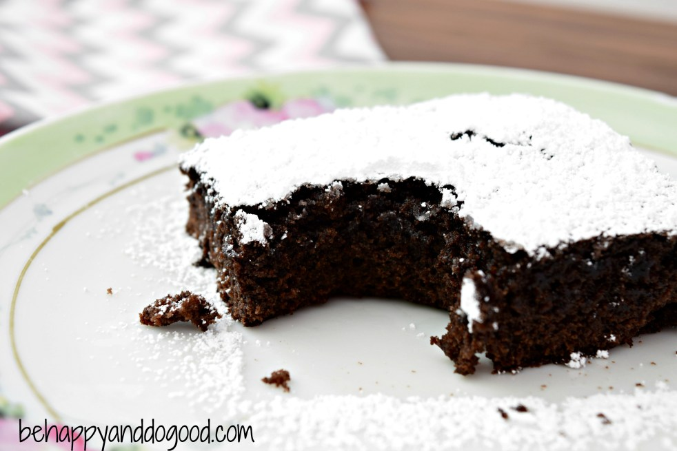 Rich and Easy Brownies from Scratch