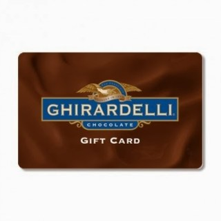 Ghirardelli Gift Card Giveaway to commemorate my one year blogiversary!