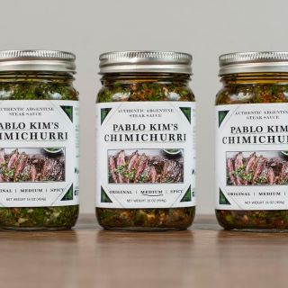 Blogiversary month giveaway #2 – Enter to win a full set of Pablo Kim's Chimichurri!