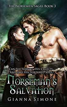 Norseman's Salvation (The Norsemen Sagas Book 3) - Review