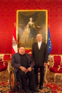 Herbert Pichler und Andreas Zehetner