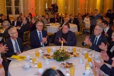 Sozialminister Stöger und Präsident Herbert Pichler