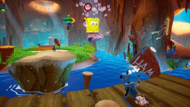 Nuevo juego: SpongeBob SquarePants: Battle for Bikini Bottom – Rehydrated