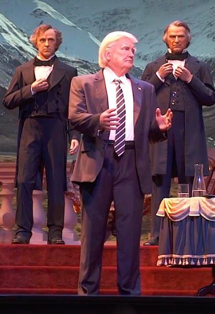 President Trump Animatronic