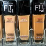 Maybelline Fit Me Foundation Review Dewy Smooth Matte Poreless