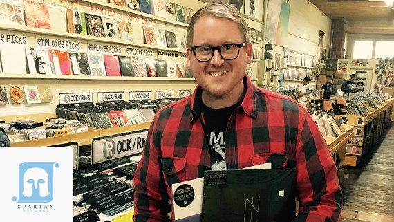 Fighting the Good Fight with John T. Frazier of Spartan Records