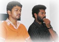 Vijay & Prabudeva