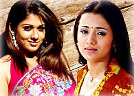 Nayantara & Trisha