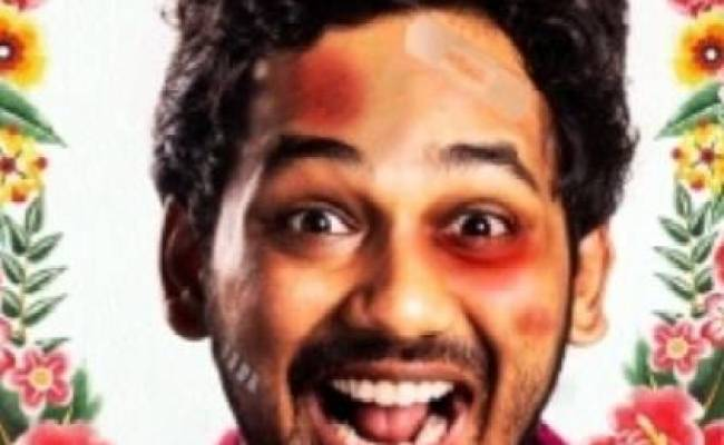 Hiphop Tamizha S Naan Sirithal Releases Character Poster