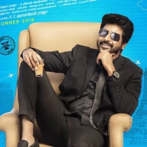 Official name of Sivakarthikeyan next movie with Rajesh, Nayanthara is Mr.Local
