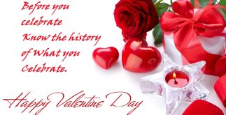 Behind the History of Valentine's Day 2 Behind History
