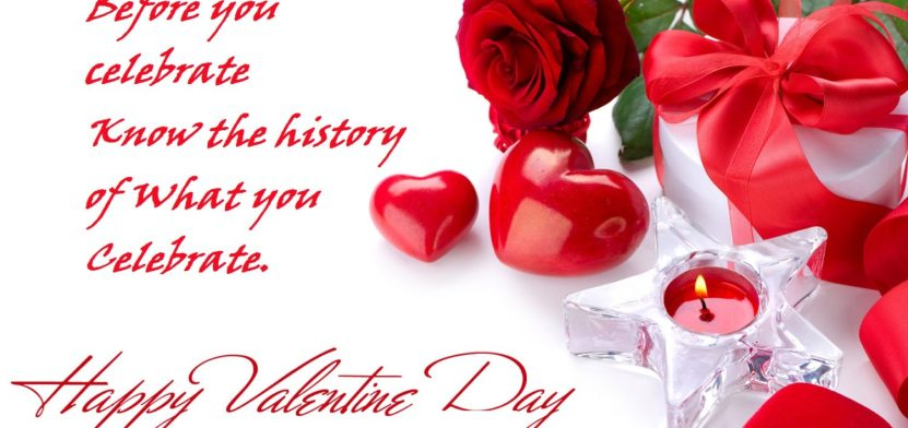 Behind the History of Valentine's Day 1 Behind History